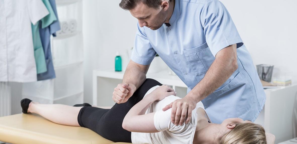 Tratamiento de fisioterapia y Osteopatía