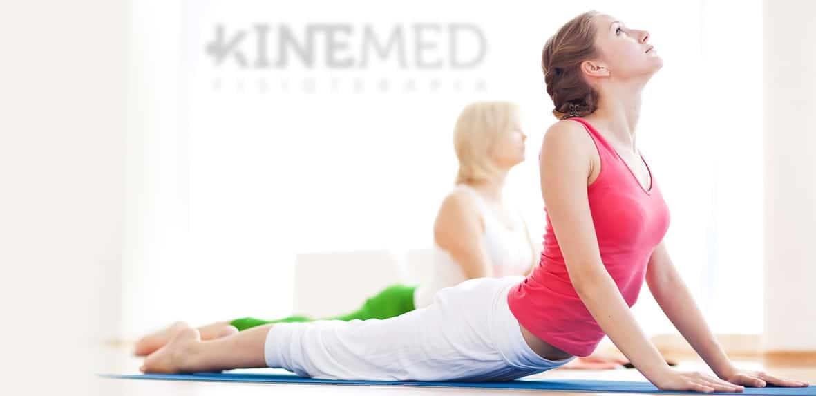 Clases de Pilates en Kinemed